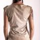 An kei Military OldGold T-shirt