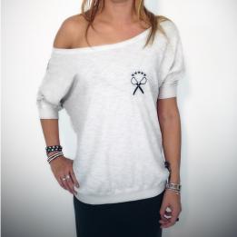 An kei OffWhite Bat T-shirt