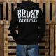 Broke Blindville campus black