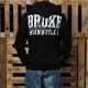 "Broke Clothing - ""Blindville Campus"" džemperis su gobtuvu"