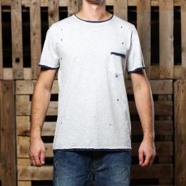 An kei OffWhite Spike T-shirt