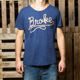 Broke Opencut crewneck Rope T-shirts