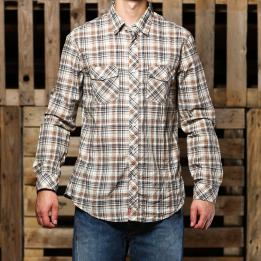 """Broke Clothing – """"Camicia Lumberjack"""" marškiniai"""