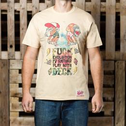 """ABA - """"Skate Volve"""" marškinėliai"""