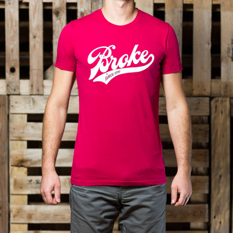 Broke Baseball T-shirts