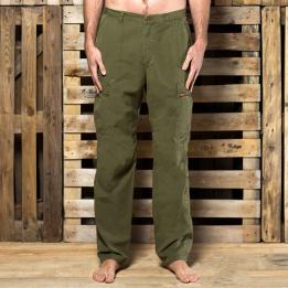 "An kei - ""Green Kombat"" kelnės"