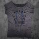 An kei Gray Peppers T-shirt