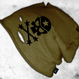 "An kei - ""Skull Melange"" kepurė"