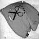 An kei Logo Melange Hat