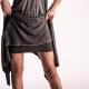 An kei Black Dress Hanky