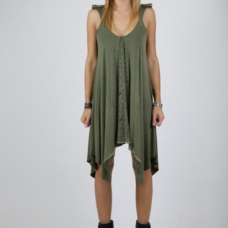 An kei Army Dress Hanky