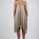 An kei OldGold Dress Hanky
