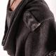 An kei Black Dirty Flecee